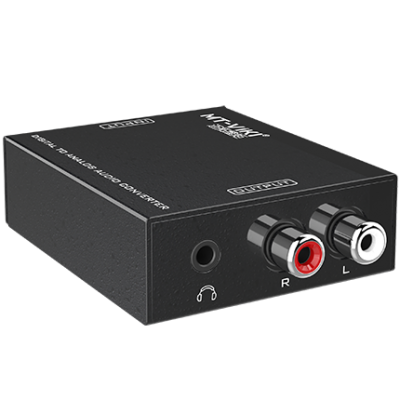 MT-DA21 Digital to Analog Converter with Audio