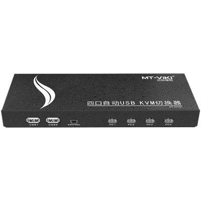 MT-HK401 4 port HDMI KVM Switch