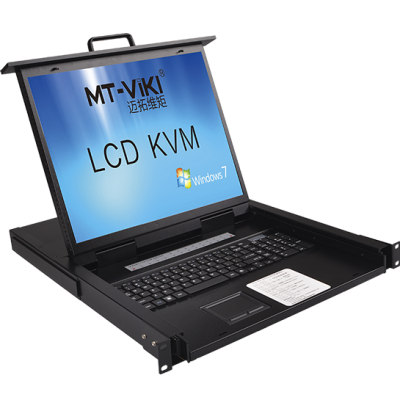 MT-1916UL-IP  19 inch 16 port LCD KVM Switch with IP