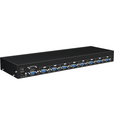 MT-VT0801 Auto 8 in 1 out VGA Switch