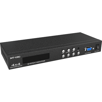 MT-HD414 4x4 HDMI matrix switch with 4K